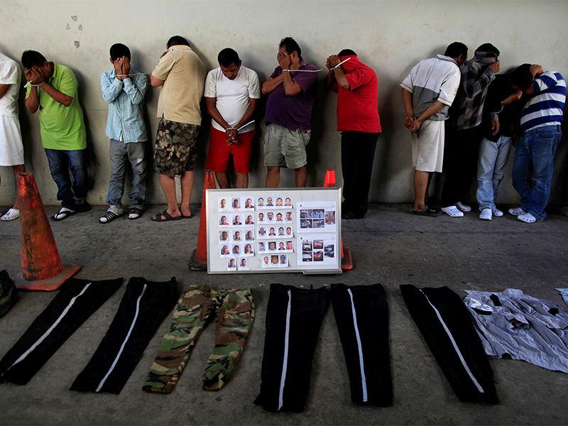 EL SALVADOR-CRIME/