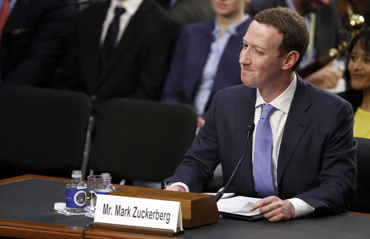 APTOPIX Facebook Privacy Scandal Congress