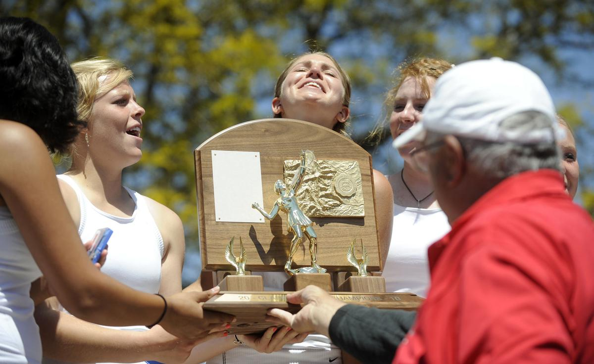 4A state tennis championships