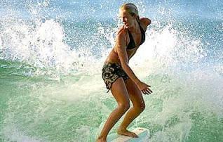 Film faithful to surfer's amazing life