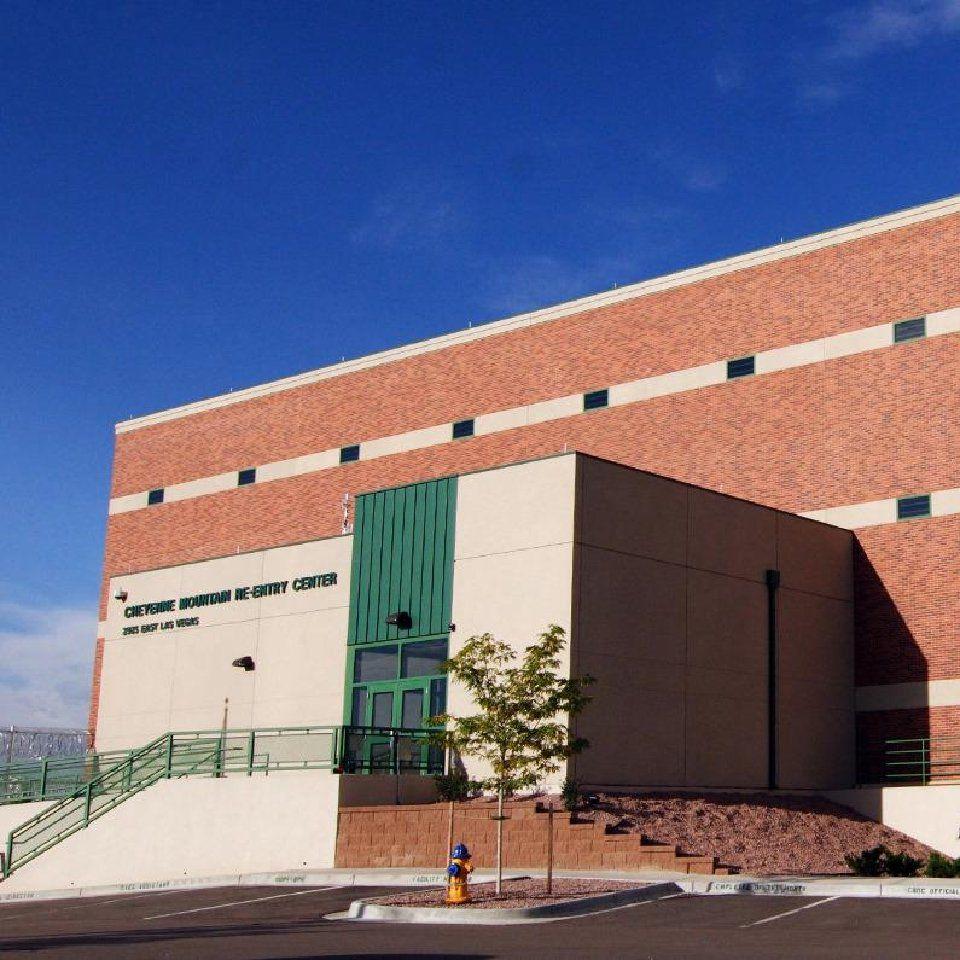 Cheyenne Mountain Re-Entry Center