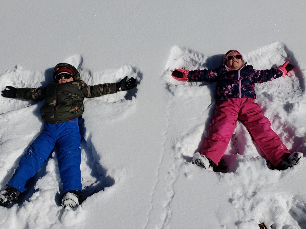 Snapshots: Fun in the snow
