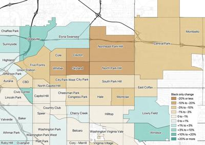 2020 Census historic Black neighborhoods (copy)