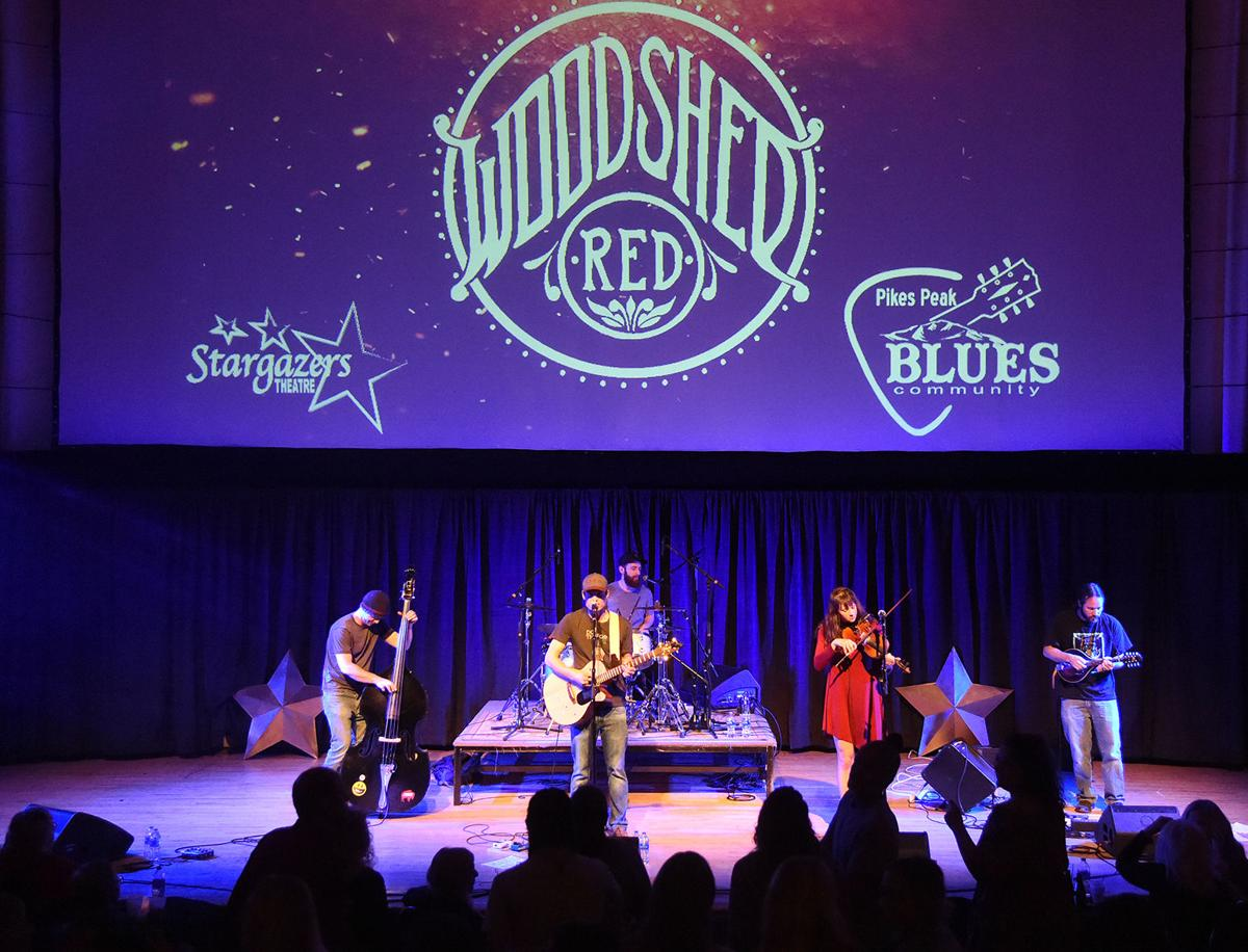 Set List: Lively, 'grassy' Woodshed Red will get your toes tapping