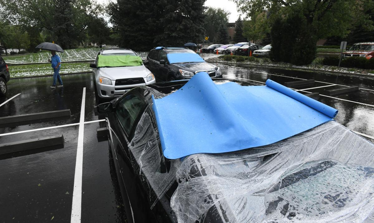 Hail Mats For Cars >> Fort Carson slammed by hail, child-care services affected | Colorado Springs News | gazette.com