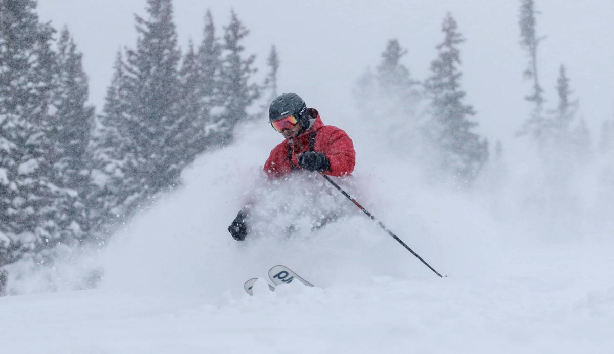 Skiing Colorado: Eldora Mountain Resort