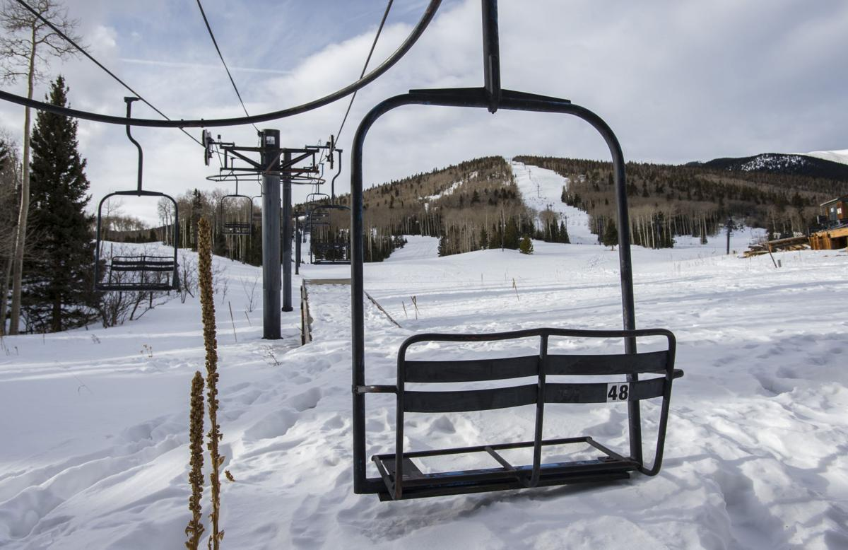 Abandoned ski areas in Colorado continue to leave their mark decades later