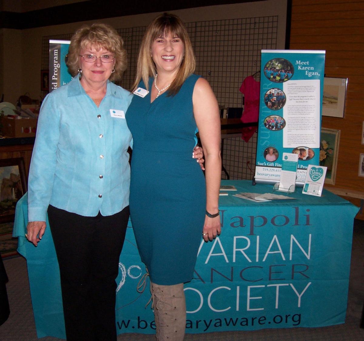 Sue DiNapoli Ovarian Cancer Society