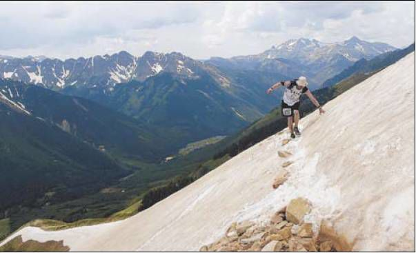 Men vs. Mountains: The Hardrock 100 Endurance Run