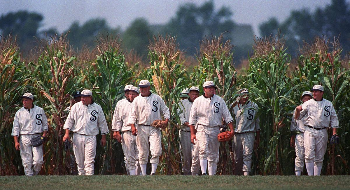 CORRECTION White Sox Yankees Field of Dreams Baseball