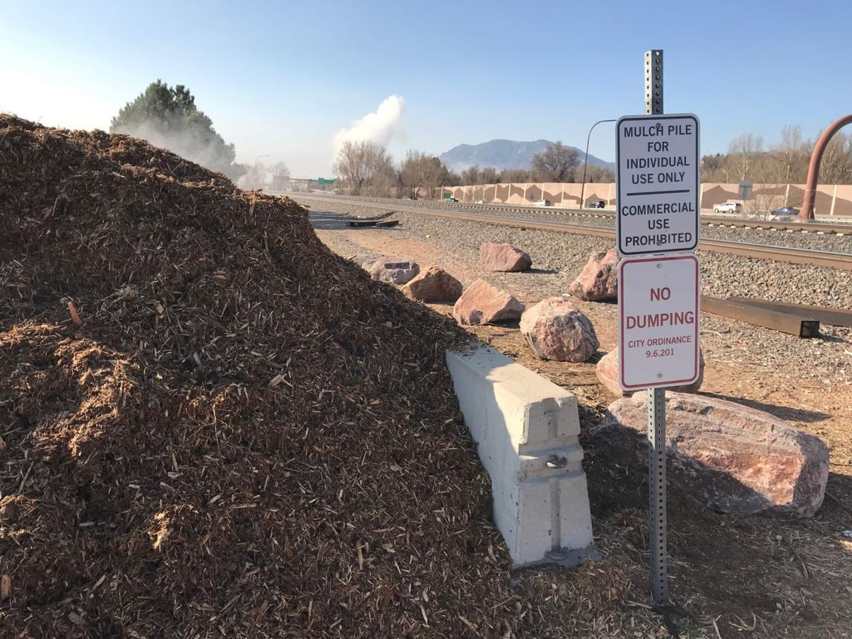 City Of Colorado Springs >> City Offers Free Mulch To Colorado Springs Residents Following March