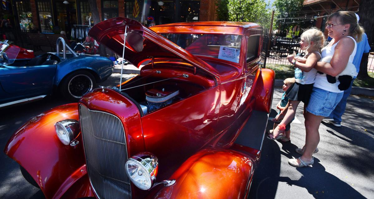 Classic meets new at Old Colorado City Car Show