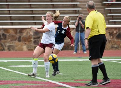 Prep Soccer: Cheyenne Mountain Indians (0), The Classical Academy Titans (1)