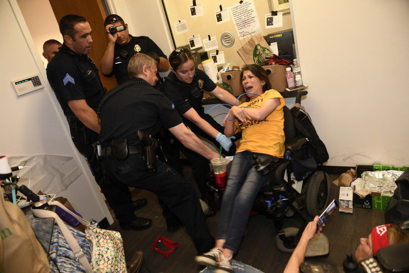 Protestors-get-arrested-at-Cory-Gardners-office-_1HR8959.JPG