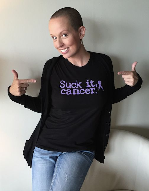 Pueblo woman uses cancer battle as platform to give back