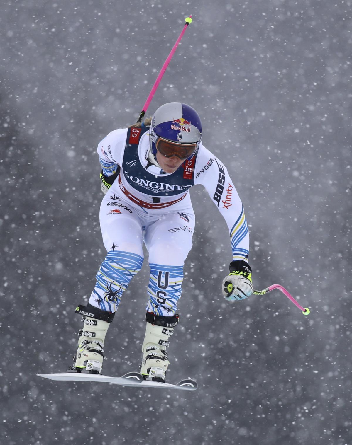 Sweden Alpine Skiing Worlds