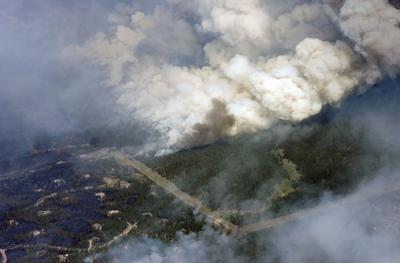 Damage estimate from Black Forest fire revised upward to $420.5 million