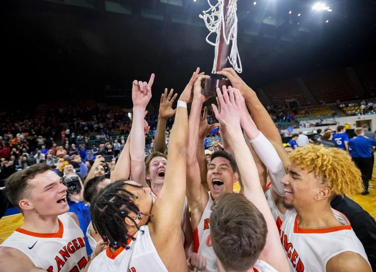 Lewis-Palmer boys' basketball wins 4A state championship