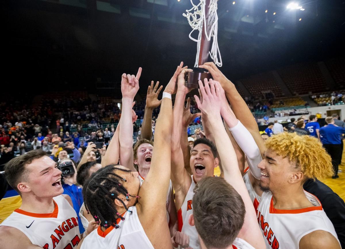 Lewis-Palmer boys' basketball wins 4A state championship