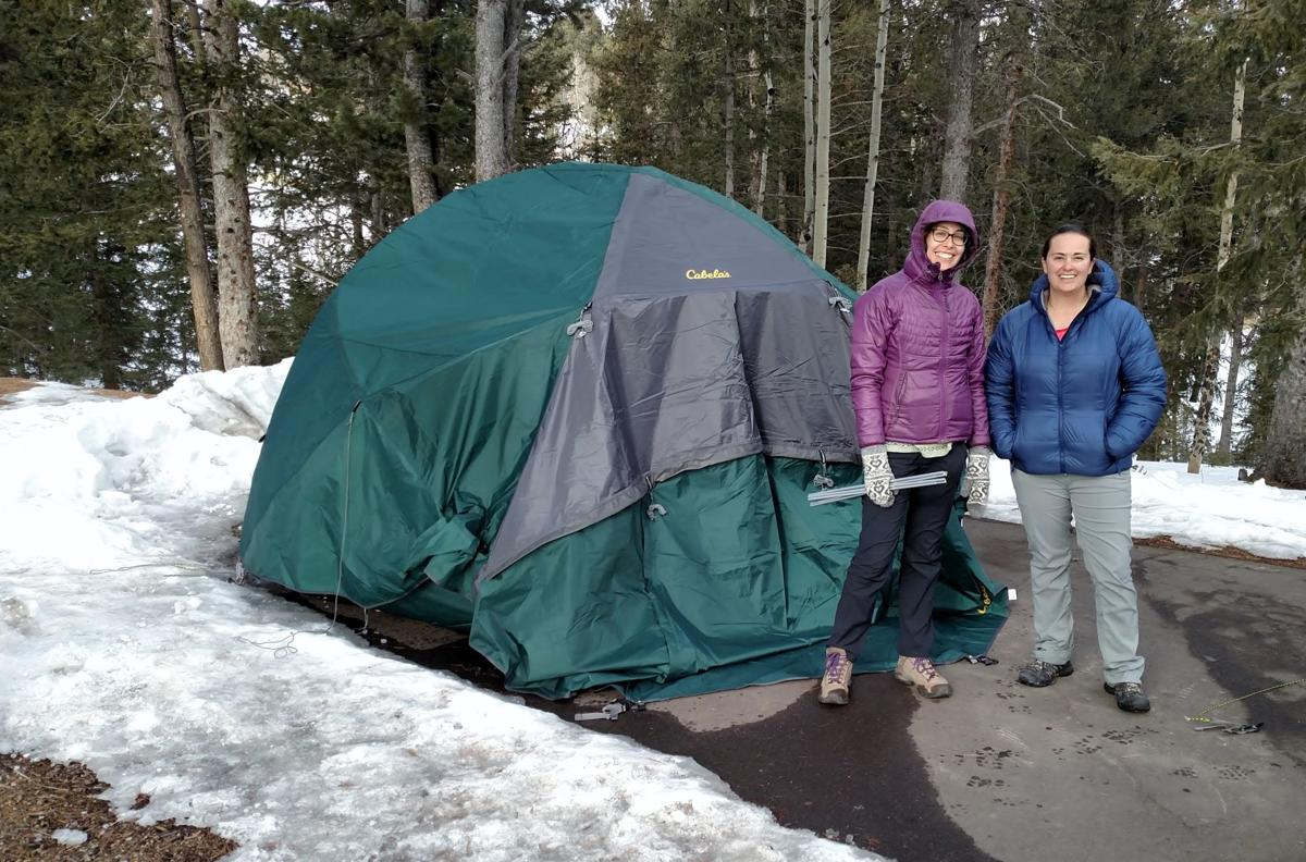Amid heavy snow, Colorado camping outlook different for Memorial Day ...