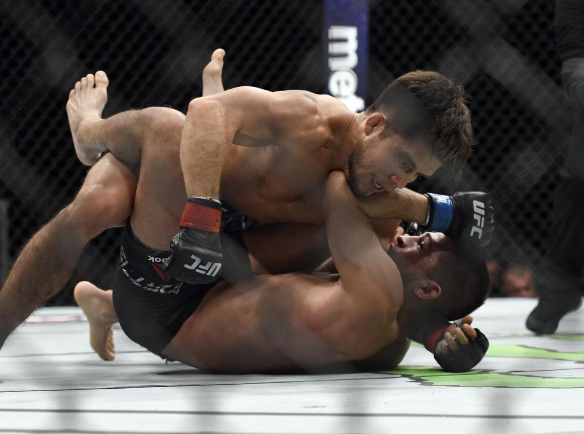 UFC 218 Mixed Martial Arts
