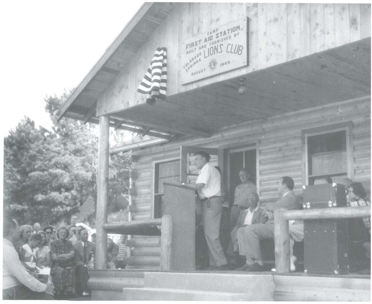 Snapshots from Florissant's storied past