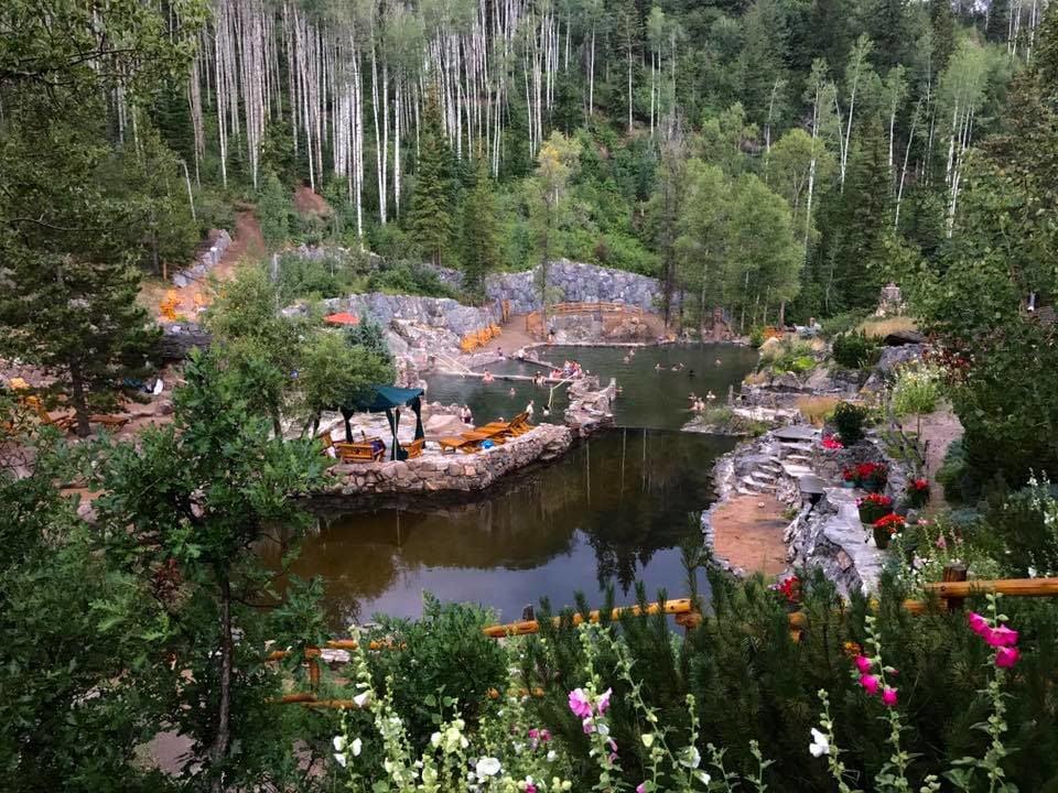 Soaking Colorado: Strawberry Park Hot Springs