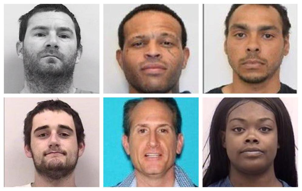 Mugshot Monday: Most wanted in the Colorado Springs area