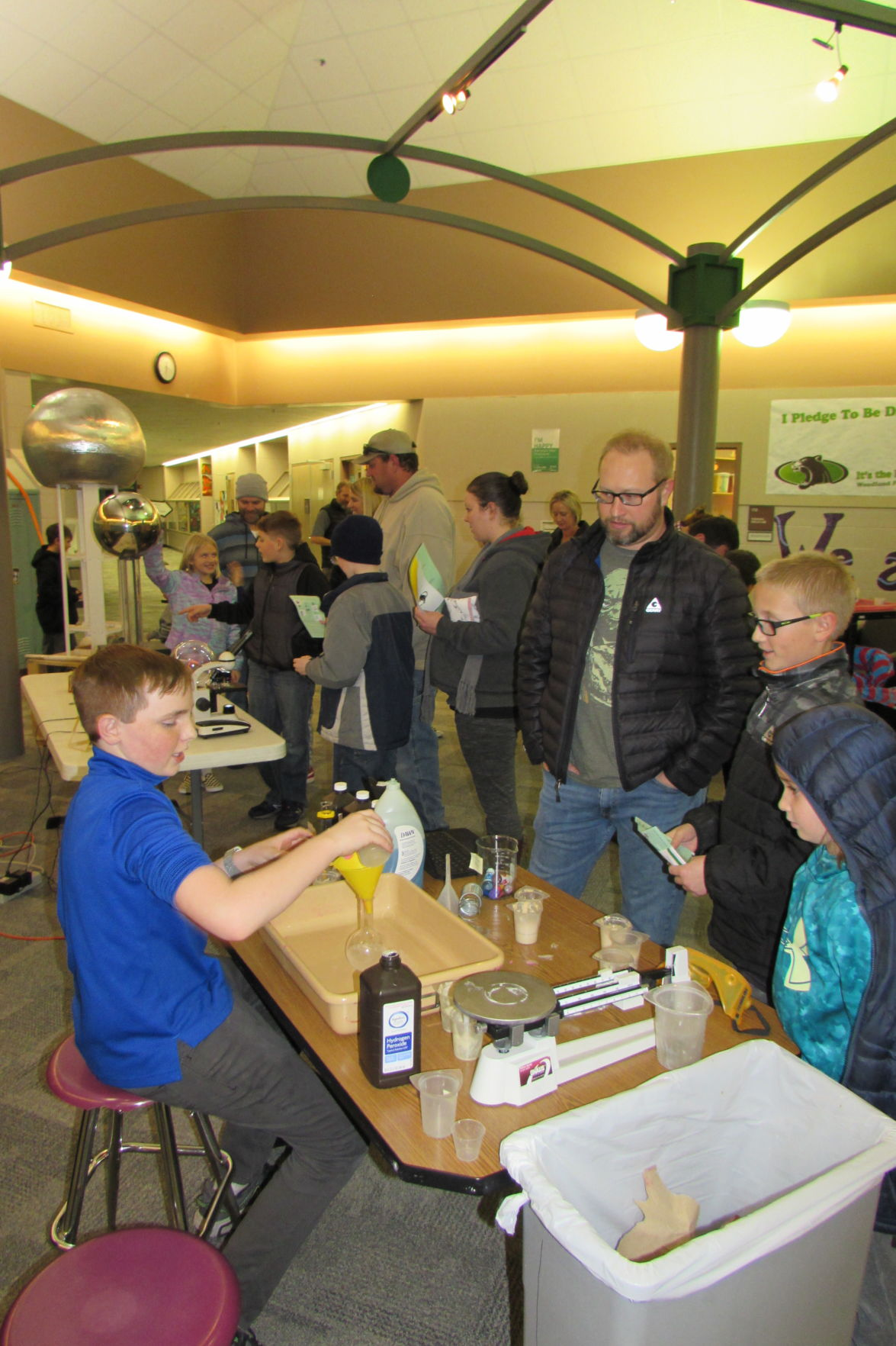 Woodland Park School District celebrates National Choice Week with school showcases