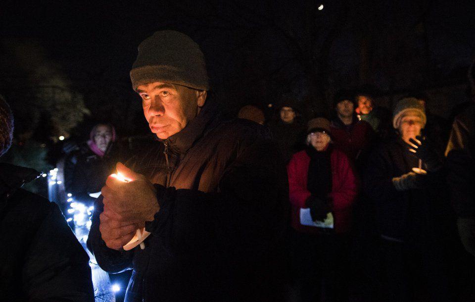 Longest Night Vigil @ St. Mark Lutheran Church