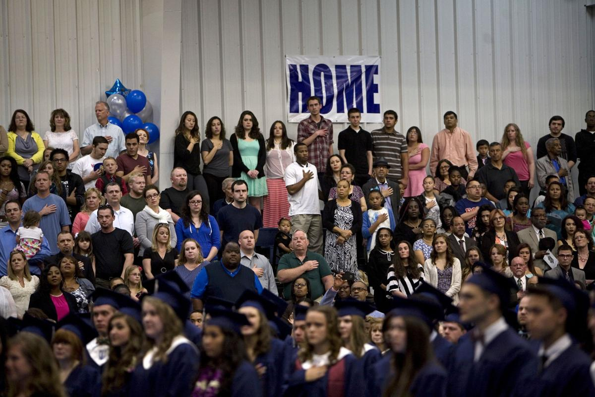 James Irwin Charter School Graduation