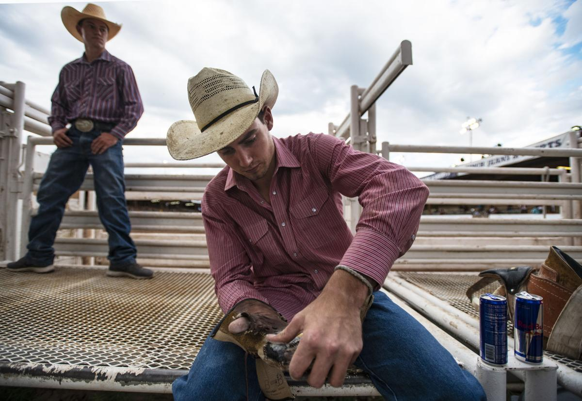 Notes Pikes Peak Or Bust Rodeo Day 3 Sports Coverage