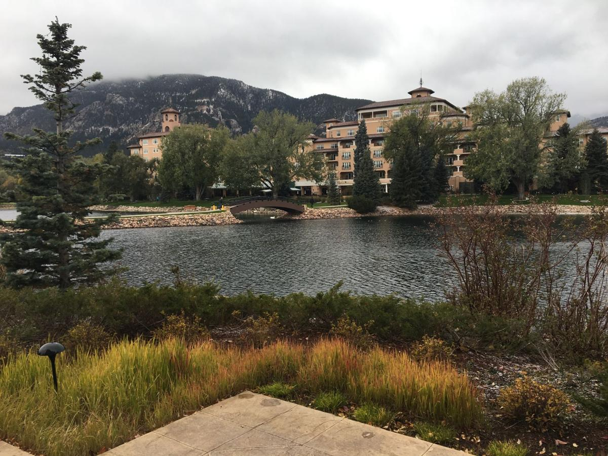 Broadmoor hotel in Colorado Springs in elite company for 59th straight year