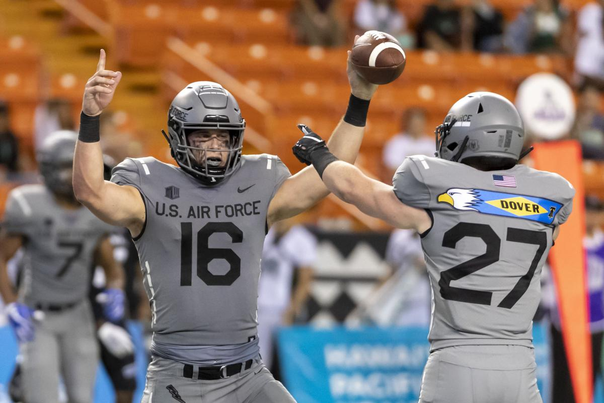 Air Force Hawaii Football
