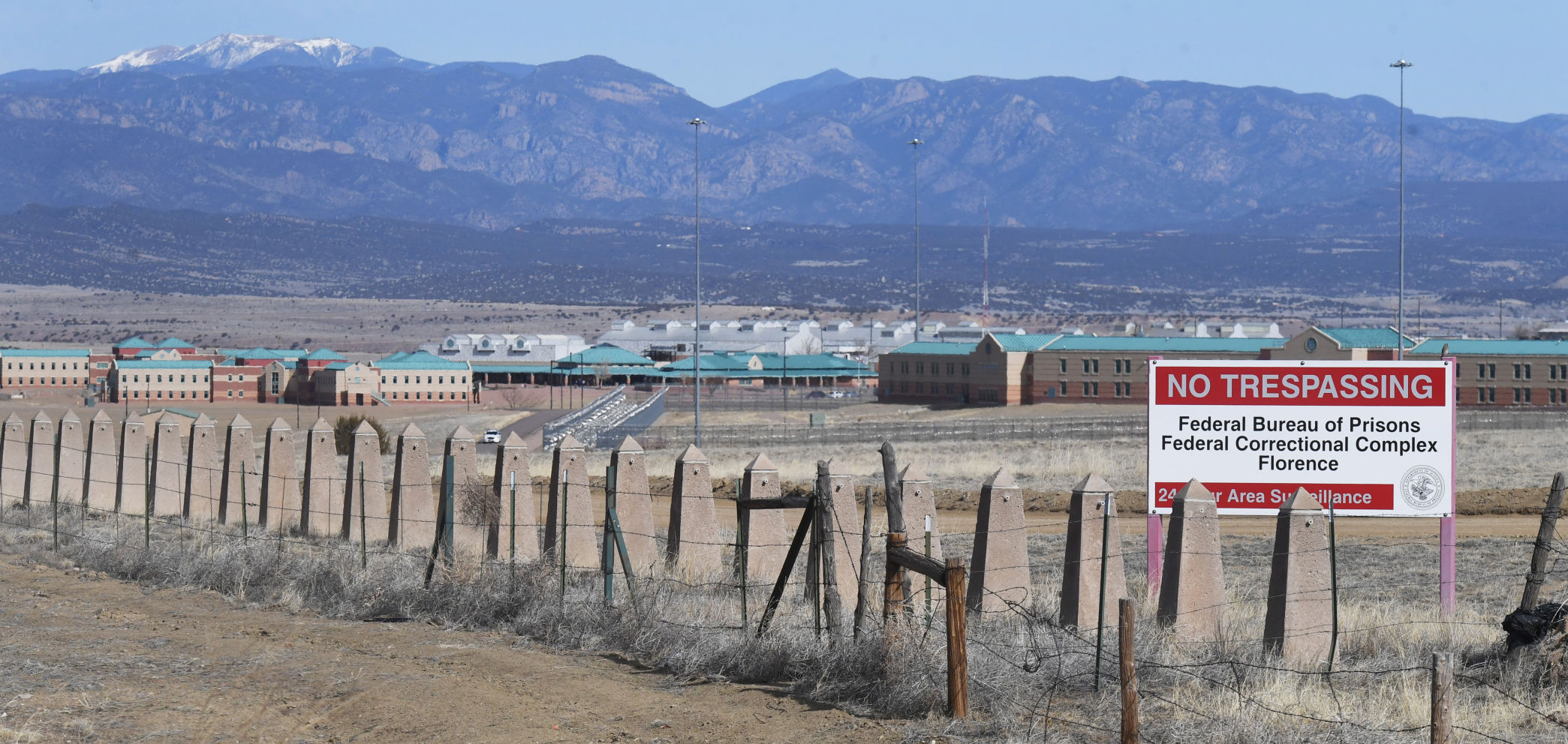 what inmates are in colorado supermax
