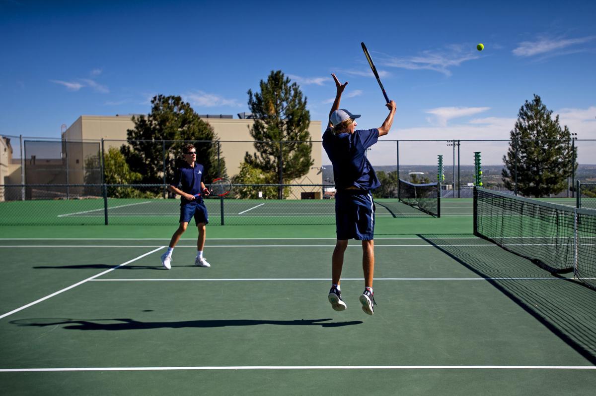 Kadets go up against Cheyenne Mountain in Region 6 tennis championship