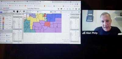Colorado Farm Bureau map origins