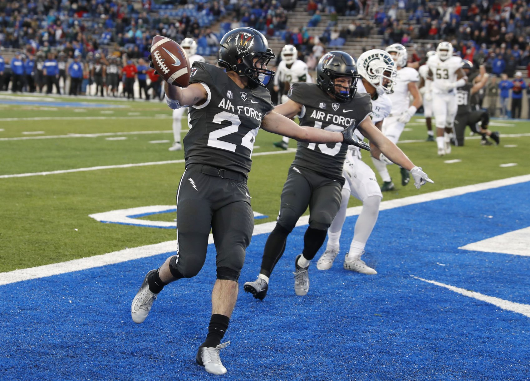 Air Force's investment in young roster could pay dividends