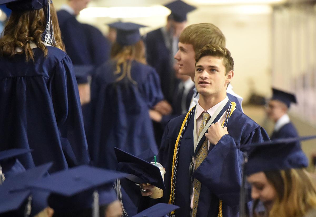 PHOTOS: Air Academy High School Graduation