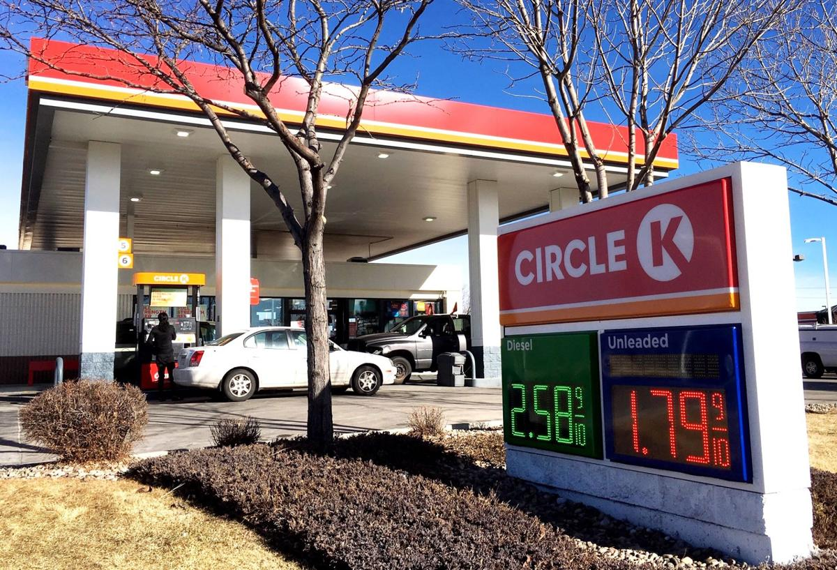 Circle K Gas Prices >> Colorado Springs Gas Prices At 2 Year Low How Long Will It