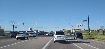 Dublin and Marksheffel intersection