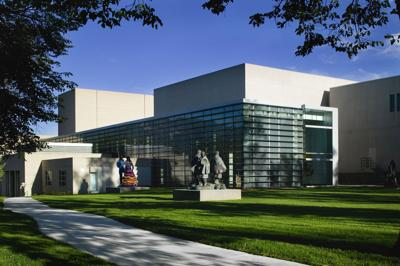 The FAC is building a new outdoor stage in its Sculpture Garden (copy)