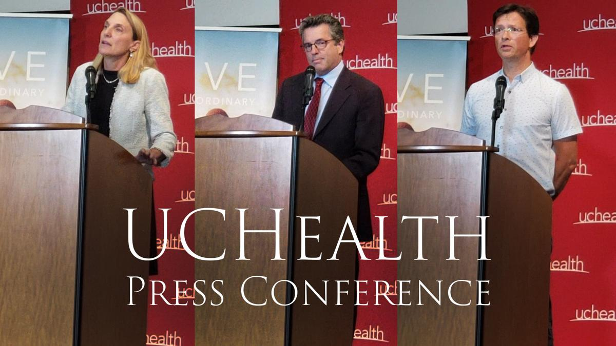 UCHealth Press Conference