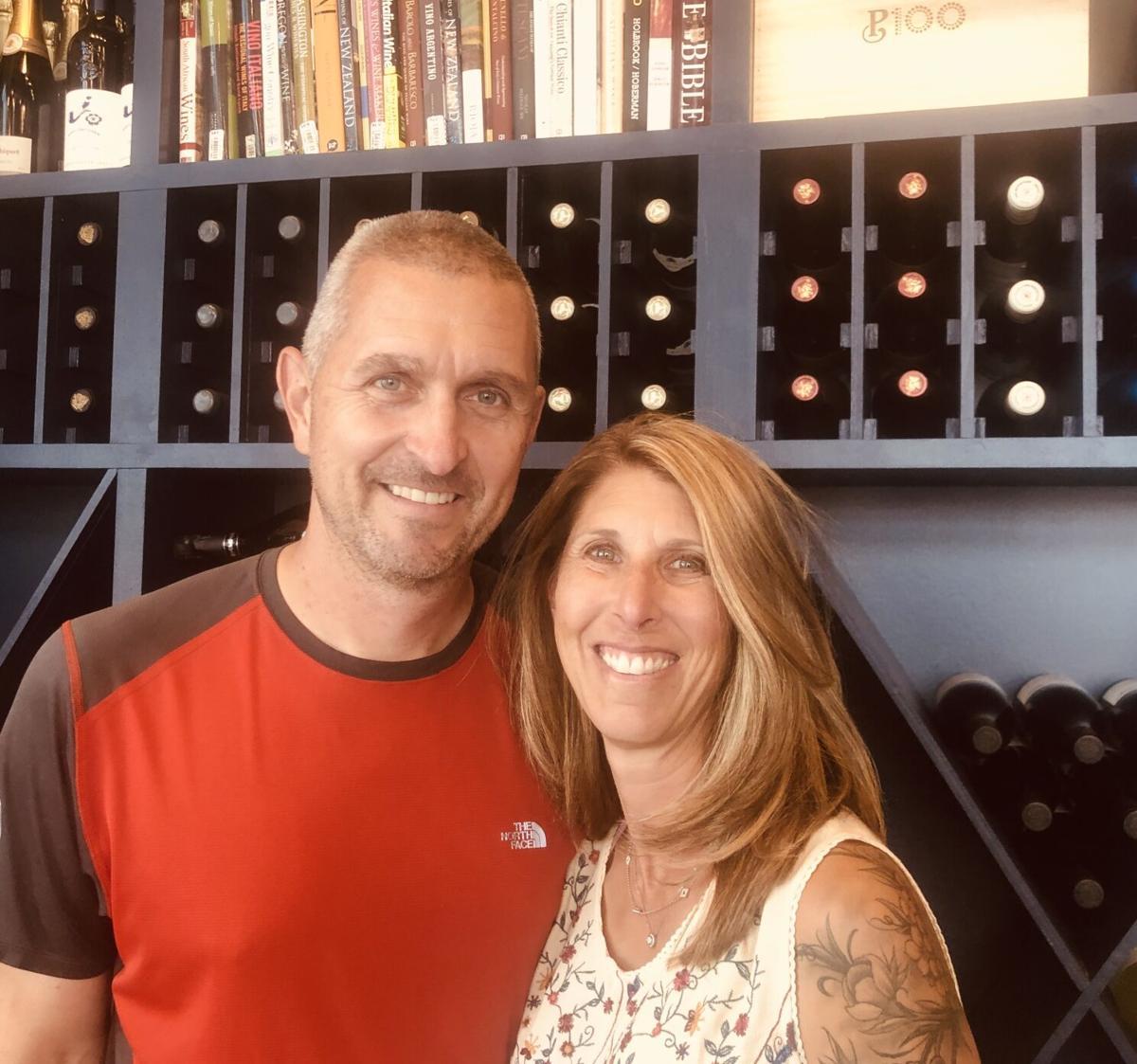 Colorado Springs couple open snazzy wine bar