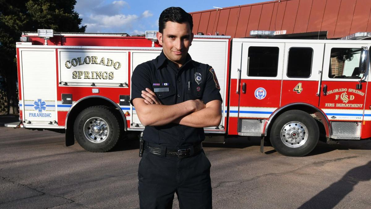 Colorado Springs paramedic is known for bringing patients