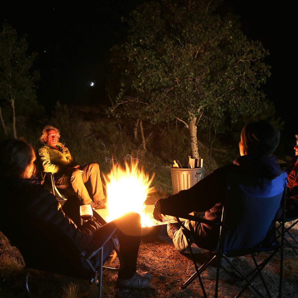 Glamping up your campfire cuisine | Lifestyle | gazette com