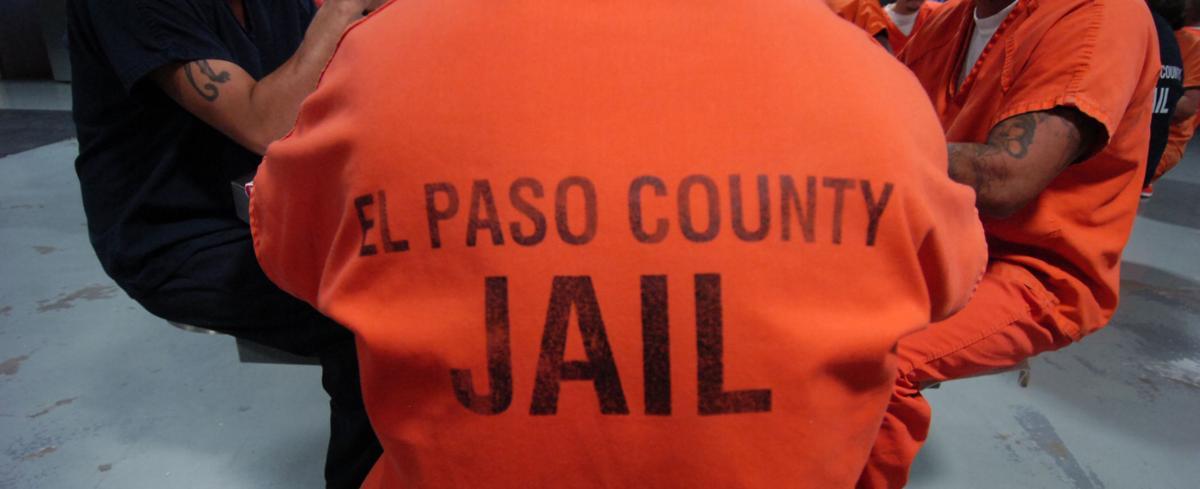 CJC EL PASO COUNTY JAIL