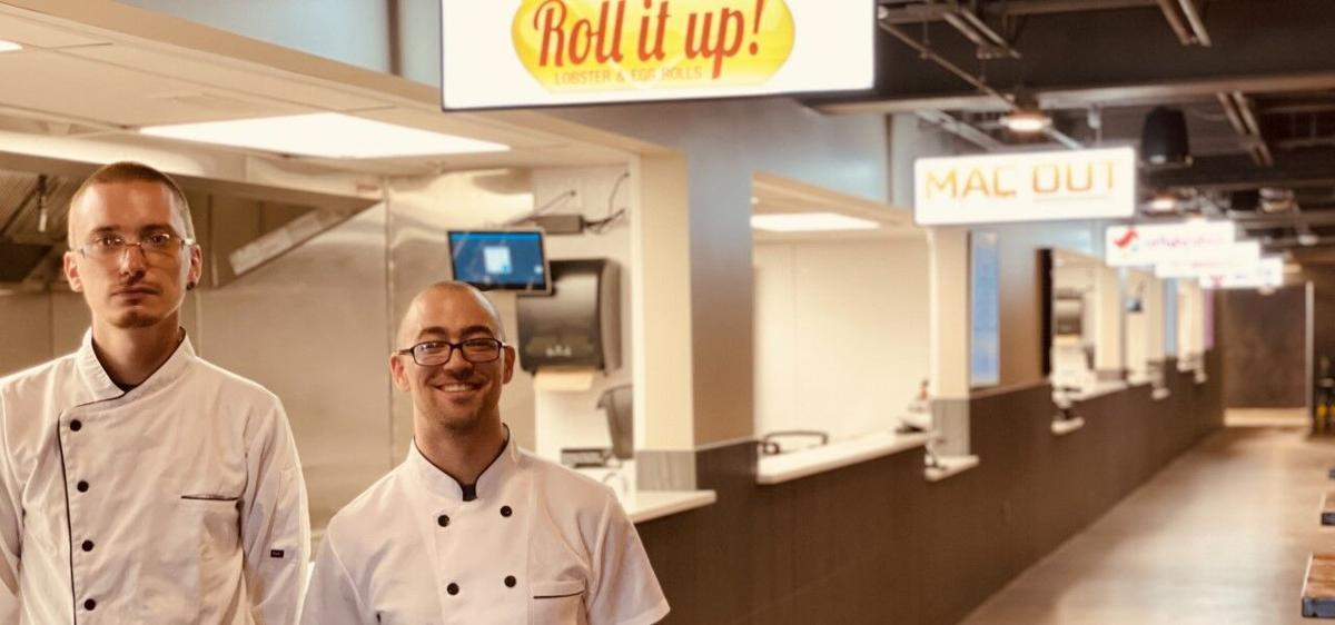 Colorado Springs downtown food hall opening