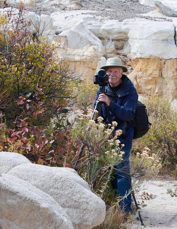 Tri-Lakes area photographer Ken Bates