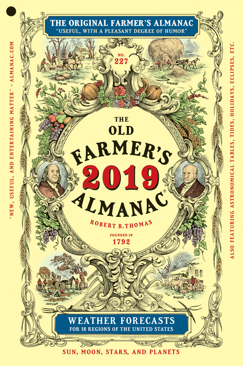 Farmers Almanac Weather For April 22 2018 - Farmer Foto ...